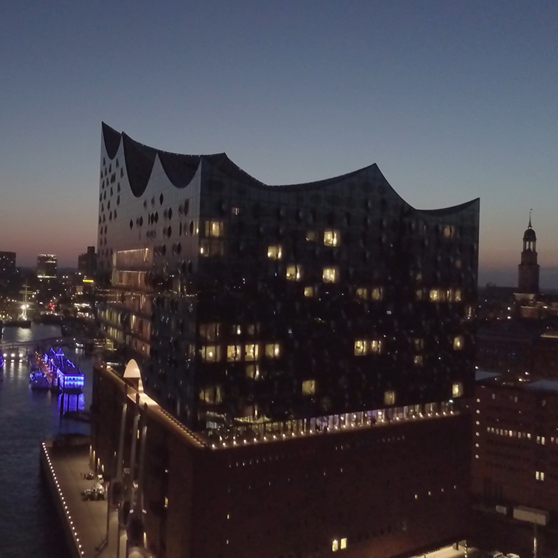 Elbphilharmonie Hamburg Portfolio
