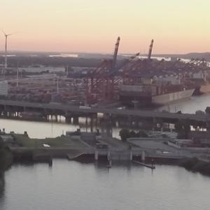 Köhlbrandbrücke Hamburg Blog