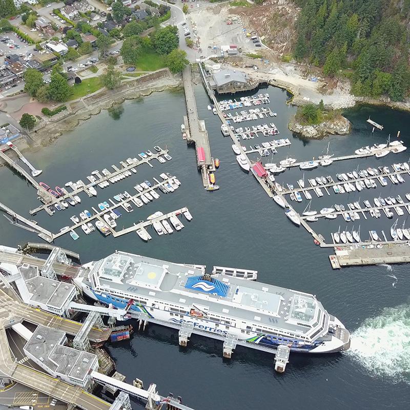 Vancouver Ferry Portfolio